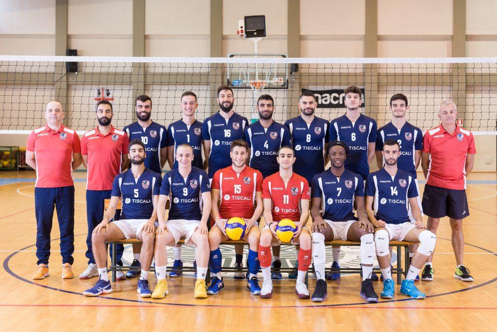 Volley Cus Cagliari 2019 2020